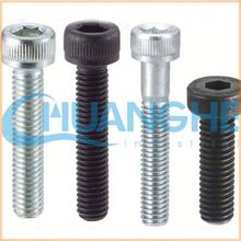 Alibaba China supply high quality hexagon socket cap head screws