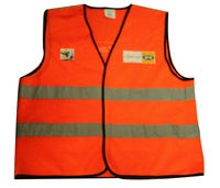reflective anti radiation vest