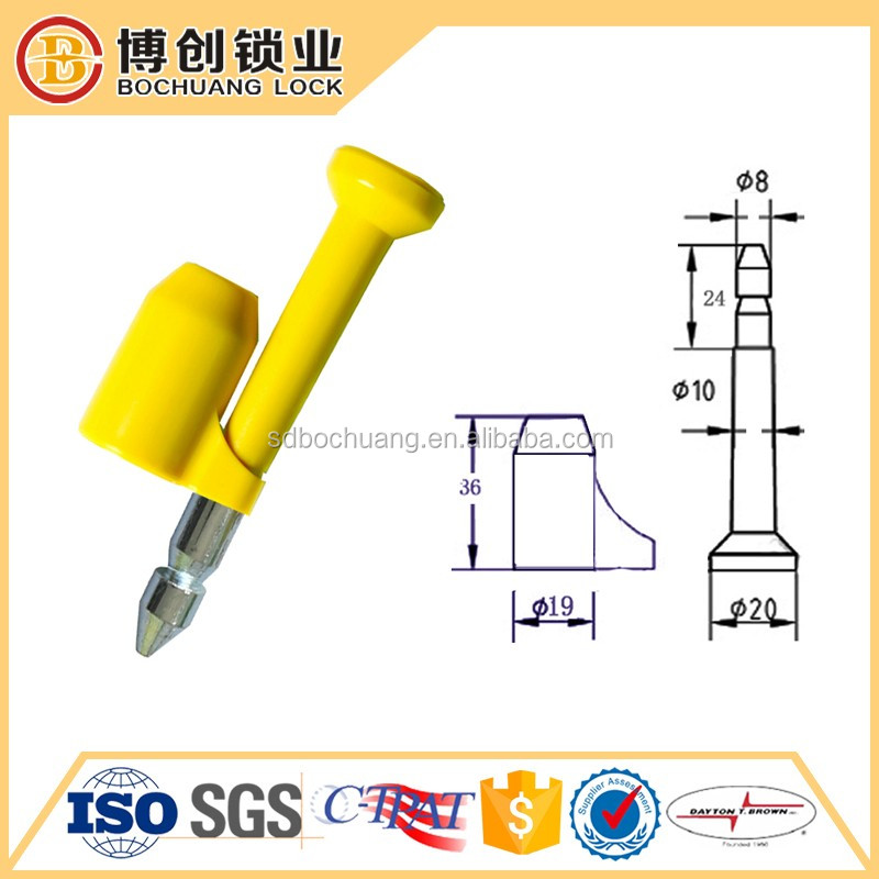 New design Container bolt seal lock