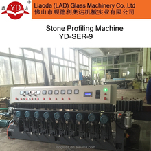 Full automatic stone granite marble edge polishing profiling machine