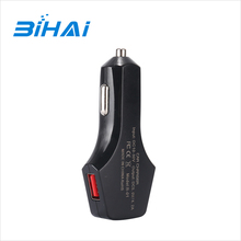 Hot sell 5V 4.2A double USB car charger with safe shell and unique model fast car adapter