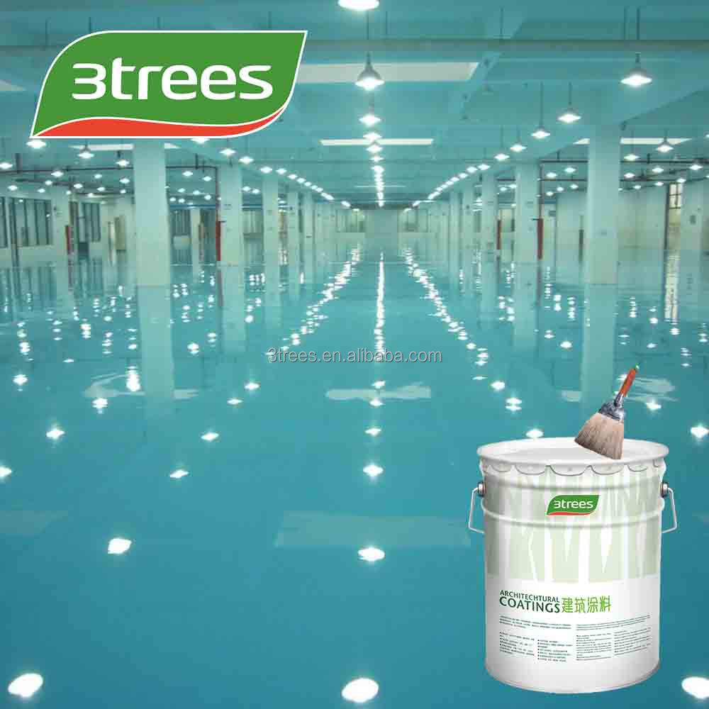 3TREES Self-leveling Epoxy Floor Coating