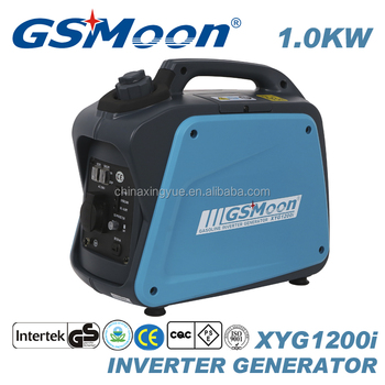gasoline inverter generator 1.0kva 1000w XYG1200I with CE GS EPA approval