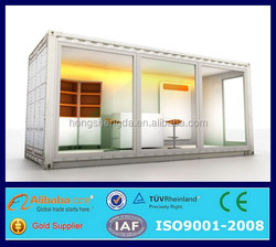 prebricated portable mobile arabic shipping container coffee shop design
