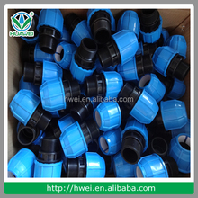 Injection Technics And Plastic PP Material PP compression fittings