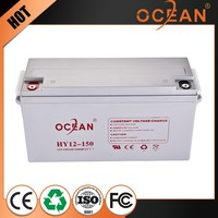 12V 150ah superior quality fast delivery professional ups battery price