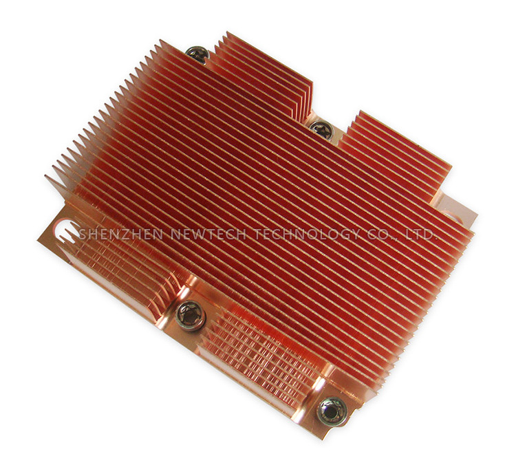 2017 Server/htpc/amplifier new skived copper/alumiunm Intel Socket LGA 3647 heat sink
