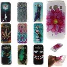 For Samsung Galaxy G357 Cartoon Painting Tpu Case Cover Compact Phone Rear Shell Protect Cover Case