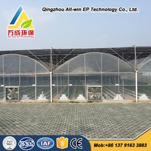 Best and cheap agricultural plastic film greenhouse