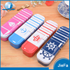 Retangular Shape Colorful Customed Tin Pencil Case For Promotion