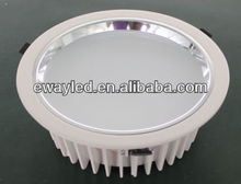 70Watt Metal Halide replacement 23w 8 inch recessed Round LED panel light