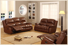 Foshan shunde furniture for living room recliner sofa set import furniture from china