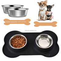 New Design Stainless Steel Dog Food