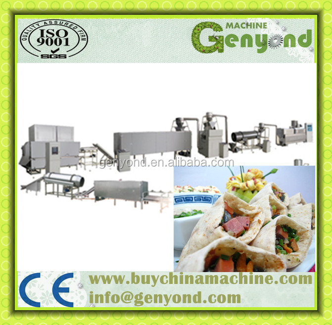 Bread/cake/pastry and food machine/pita bread production line/Manufacturer