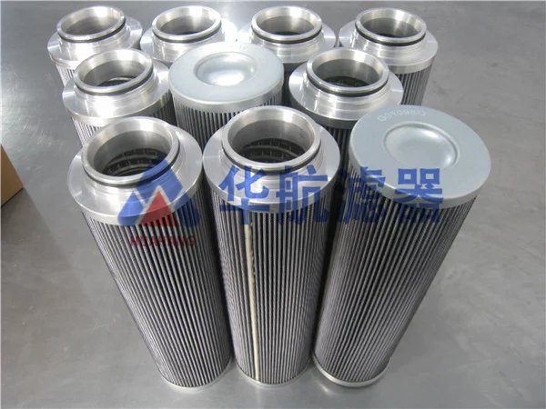 Replace Parker micro SS316 SS304 Oil Filter and filter cartridge For Hydraulic System