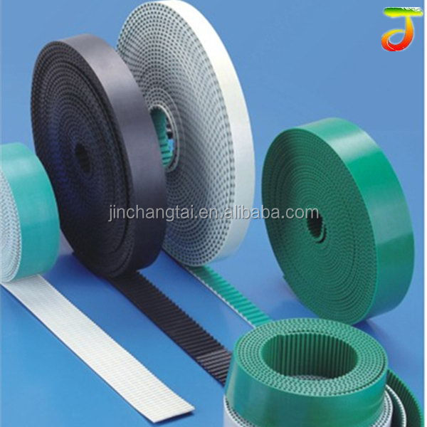 Cheap price auto driving rubber timing belt