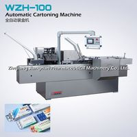 Fashion Carton Filling Machine