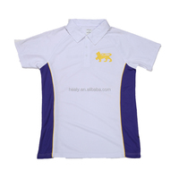 Unisex Custom Made Dryfit Printing Polo