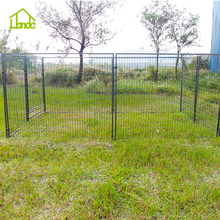 welded wire safety dog kennel