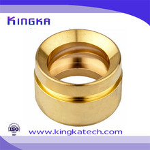 Dongguan Hardware Brass Finish Machined Parts/CNC Precision Turning Parts