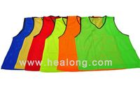 Healong digitally printed no name full sub Soccer Training Vests spandex