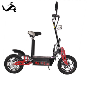 Two wheel smart balance electric scooter with seat for adults