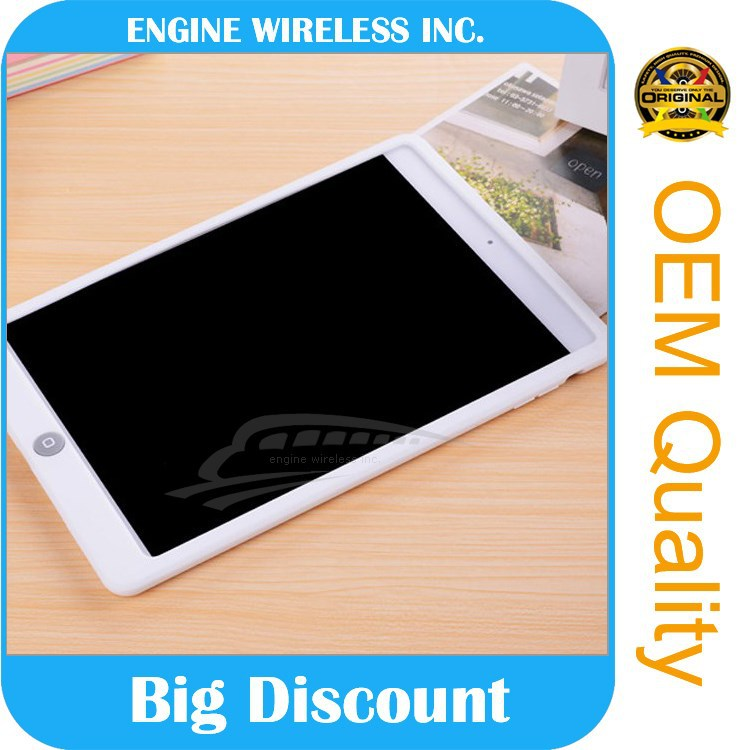 white color solar case for tablet