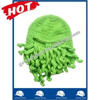 100% acrylic baby crochet hat and clothing in cute color with different animal styles wholesale factory alibaba china