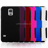 new product toolbox hybrid combo mesh case for Samsung galaxy mini S5570