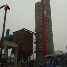 Manual Operation 100Tons Coal Fired Steam Boiler For Power Plant