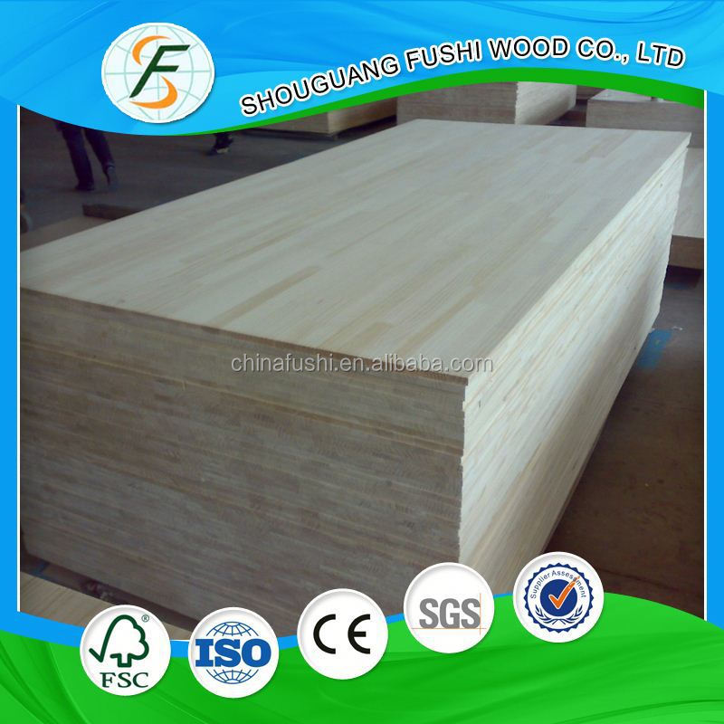 2015 New product pine/cedar finger joint board