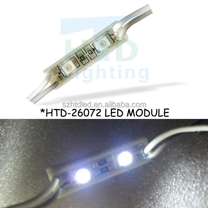 Factory Price Waterproof Smd 3528 Led Module 2 leds ,Mini Led Light Module