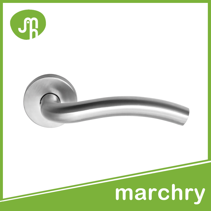 MH-0111 Stainless Steel Tube Door Handle Europe