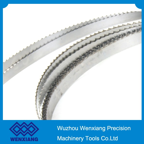 Good quality Band saw blade for meat cutting replacement