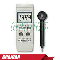 NEW &retail ,2mW/cm2,20mW/cm2, band pass290-390nm, UVA / UVB UV light meter YK-35UV WITH