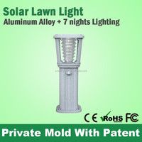 High Power Mini Led Color Changing Solar Garden Light Controller