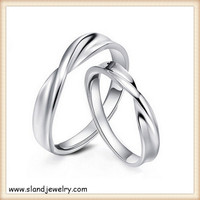 SSR-2871 European Fashion Jewellery Design sterling silver engagement rings online