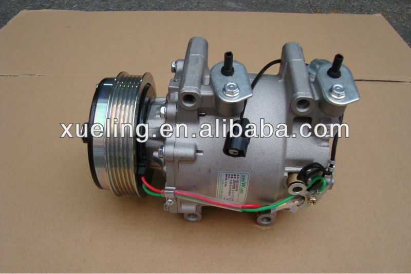 TRSE07 for Honda, Brand new compressor for Fit/Jazz
