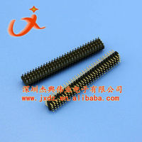 2.0mm pin header three row 180 degree 3 row Male Connector