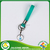 Printed rubber silicone souvenir keychain