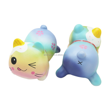 Ningbo Licensed Kawaii Jumbo Slow Rising Factory Wholesale Toy Squishy