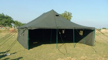 Canvas Military Tents