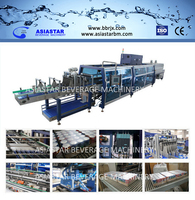 High quality heat shrink film packaging machinery