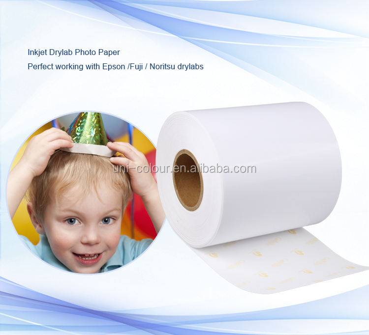 Digital Minilab Photo Paper Print Photo Paper for Making Photo Album