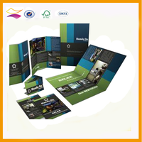 2015 Hottest printing brochure and flyer,leaflet,booklet printing in China