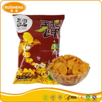 Bulk Cereal Sreak Leisure Food Halal Snack Crispy Non-fried Corn Flakes