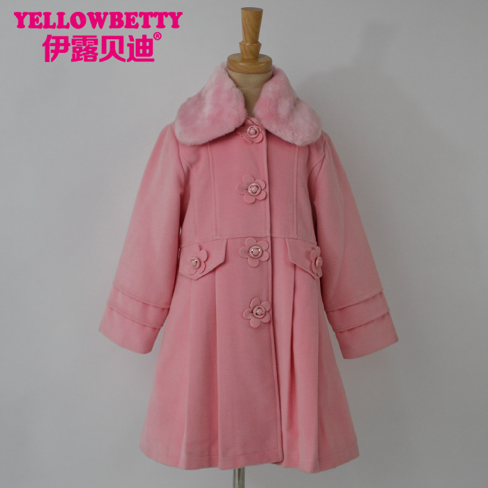 New design children coat clothing,kid winter fashion girls coat