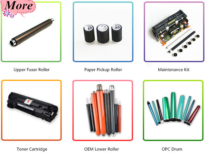 Compatible for xerox dc 250 laser toner cartridge used for DC 240 250 252 260 7765 7755