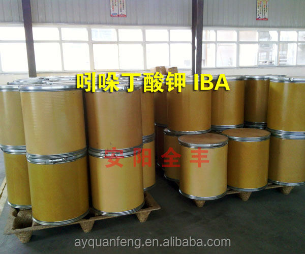 factory price agrochemicals Plant growth regulator 3-Indolebutyric acil IBA 98% TC in good quality