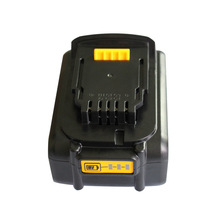 lithium ion 20v 18v 3ah 4ah dewalt drill replacement battery pack for DEWALT DCB200 180 drilling tool